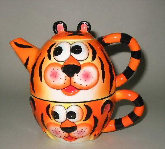 Dolomite Animal Teapot Set - Buy Ceramic Teapot Set ...