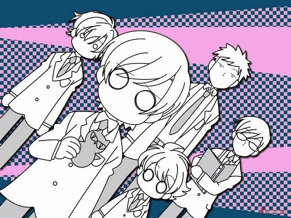 795 Best Ouran High School Host Club Images On Pinterest