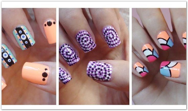 Nail Art Design Easy 905