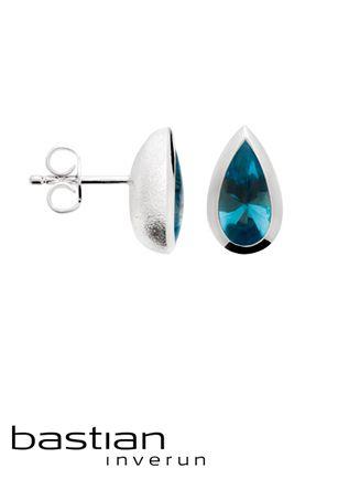 bastian inverun sieraden | Juwelier de Bokx Wijffels modelnummer:12350 zilver en topaas baby blauw 2,70ct €159 #bastian #inversum #sieraden #zilver #topaas #jdbw  #juwelen