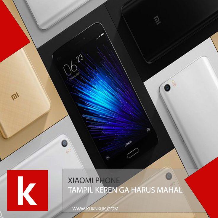 Bergaya ga harus mahal kan? Xiaomi menjawab semuanya. Selfie? Bermain Game? Multitasking? Rekam Video? Fotografi? Xiaomi bisa semuanya. Murah dan Bergaransi + potongan harga hanya di kliknklik.com. Cek Sekarang! https://kliknklik.com/571-handphone-xiaomi