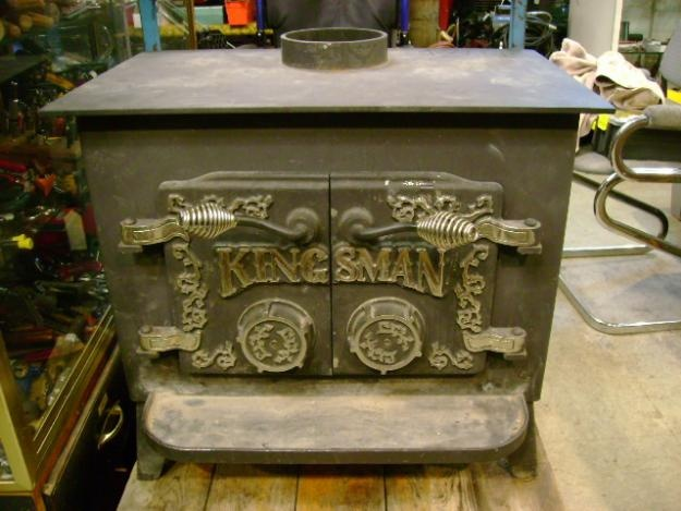 Kingsman Wood Burning Stove In 2019 Old Stove Hanging