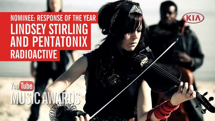 """I voted for this post-apocalyptic """"Radioactive"""" cover to win Response of the Year at the YouTube Music Awards"""