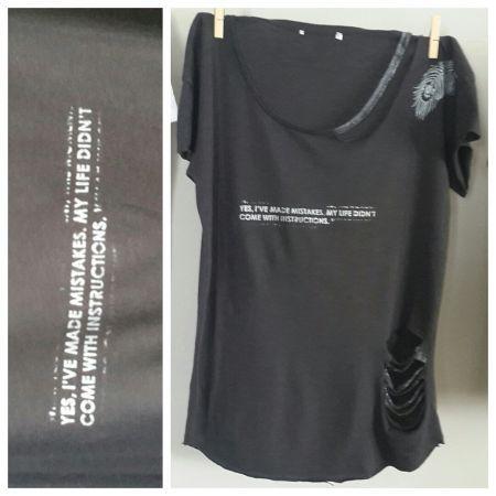 T-shirt code 20