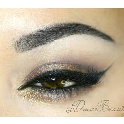 @MakeupbyDiany glided easily to this 2-step WONDER using her gifted @Tweezerman #BrushiQ tools