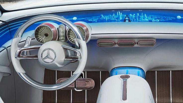 Mercedes Maybach Vision 6 Cabriolet Mercedes Maybach Maybach