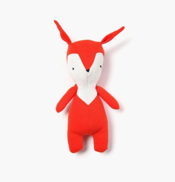 Poupée Jesse Rousskine / Jesse doll Rousskine / Baby nursery / Kids room decor / Fox