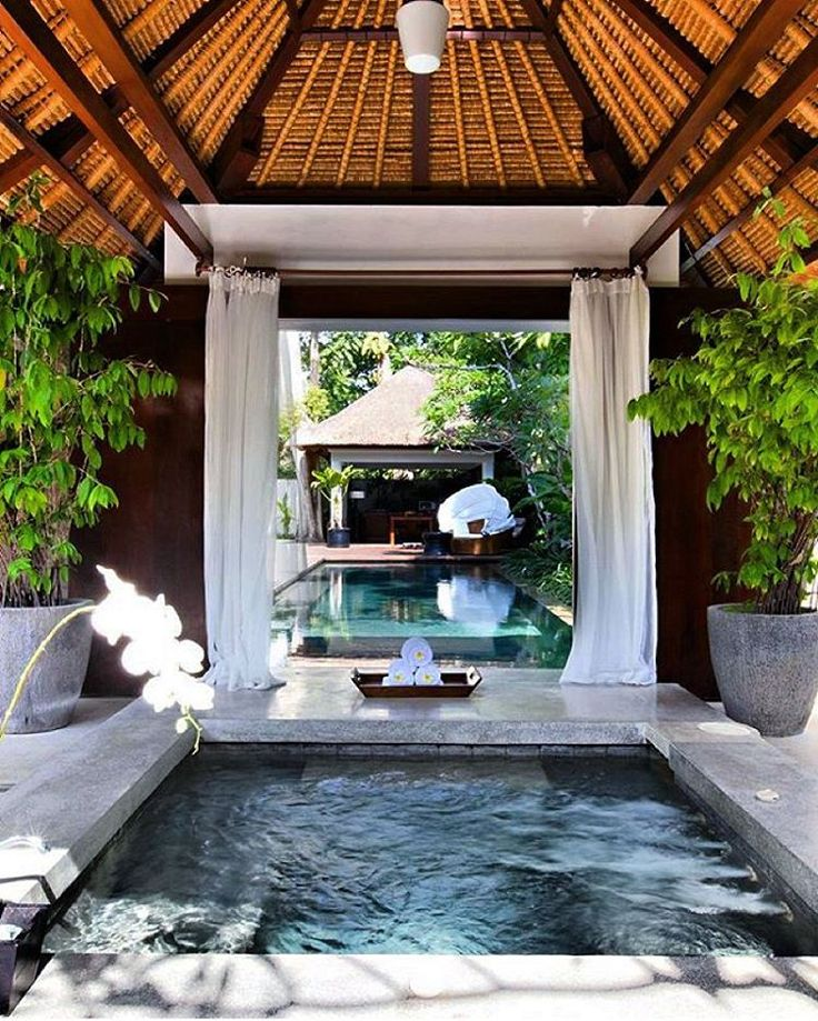 Kayumanis nusa dua private villas spa luxurious 1 2 3 bedroom