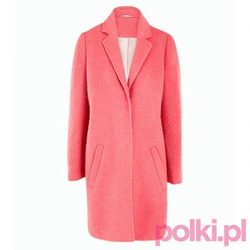 Pastelowy płaszcz F&F #polkipl