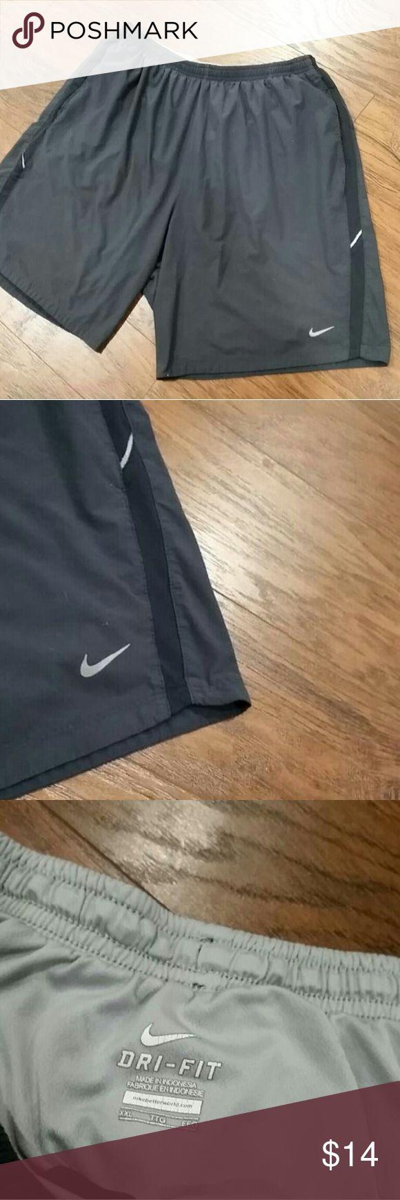 Men's Nike XXL shorts Nike Men's shorts XXL. Used, Good condition, have 2 side pockets Nike Shorts Athletic