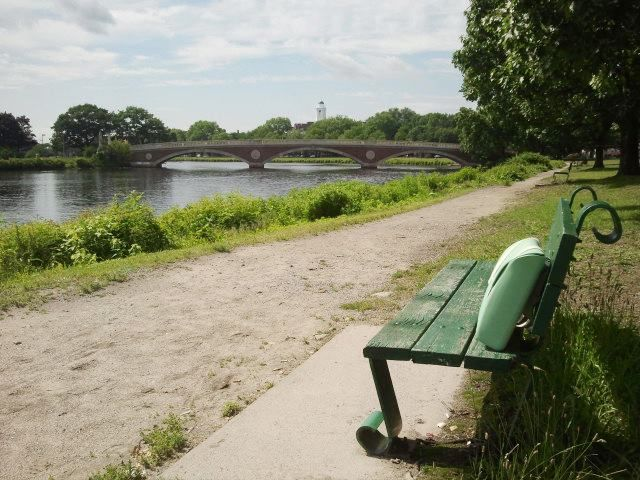 From our testimonial in Boston – episode 7:  get some sunshine along the Charles river