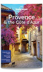 eBook Travel Guides and PDF Chapters from Lonely Planet: Provence & the Cote d'Azur - Nice, Monaco & Menton...
