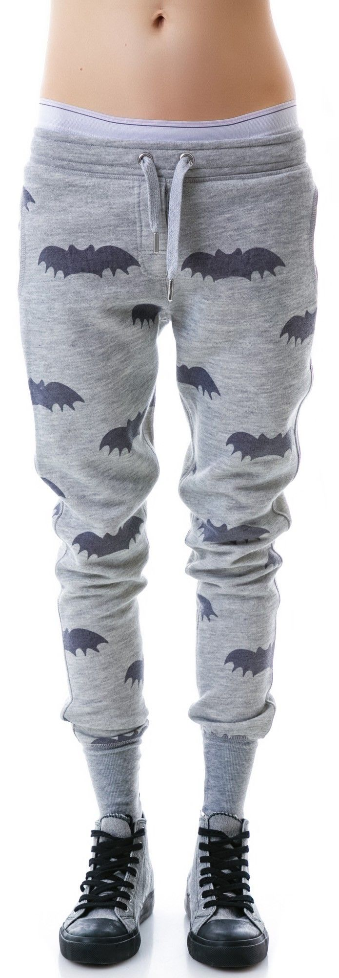 Zoe Karssen Bat Sweat Pants | Dolls Kill