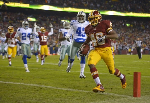 Redskins vs. Cowboys: Washington captures NFC East, beats Dallas 28-18 Hail! HTTR! #Redskins