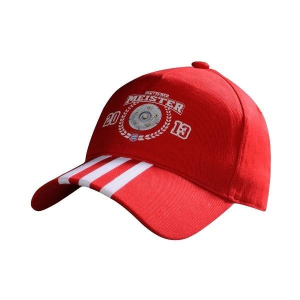 Cap Deutscher Meister 2013 FC Bayern München - #Bundesliga, #Soccer, #Fanartikel, Fußball, #Sport, #Bekleidung - http://www.multifanshop.de