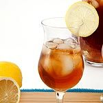 """Iced tea is the essential summer sipper. Sliced citrus fruit or flavoured ice cubes (see """"Nice Ice,"""" below) add pizzazz."""