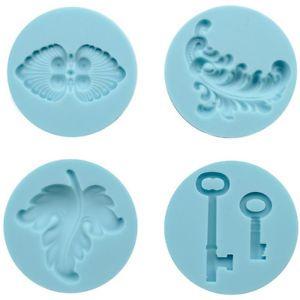 Martha Stewart silicone mold - 43-00036 - Antique