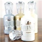 Nuvo by Tonic Studios Crystal Drops - Pearl White, Buttermilk, Metallic Gold and Metallic Silver