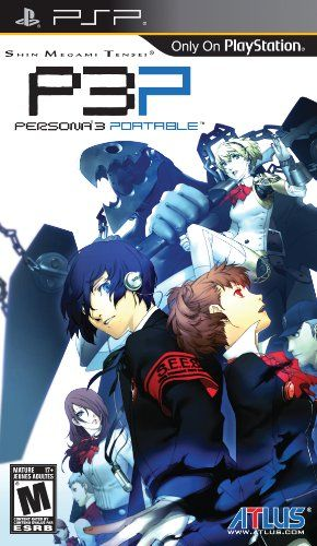 Shin Megami Tensei Persona 3 Portable  Sony PSP * To view further for this item, visit the image link.