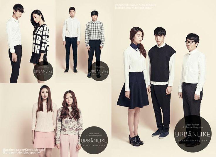 Korea Model모델 /Idol아이돌: K PLUS Model x 愛情的斷想Chapter.4