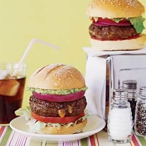 TRIED AND LIKED. super easy and straightforward this recipe is also delicious: The Classic Burger patty from scratch (gluten-free, dairy-free) | MyRecipes.com