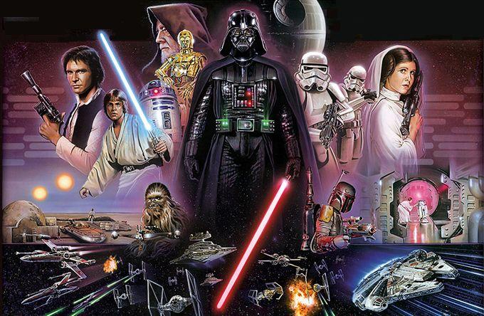Star Wars Legacy Cross Stitch Pattern***L@@K***$4.95 CLICK VISIT TO SEE PATTERN FORSALE
