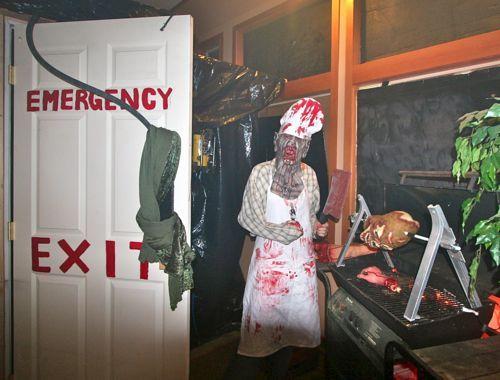 73 Best Halloween Butcher Shop Chop Meat Market Images On