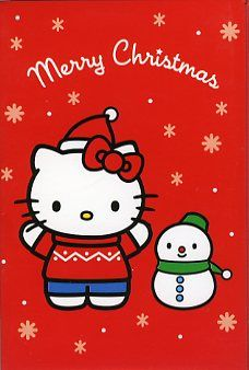 merry christmas hello kitty - Google Search