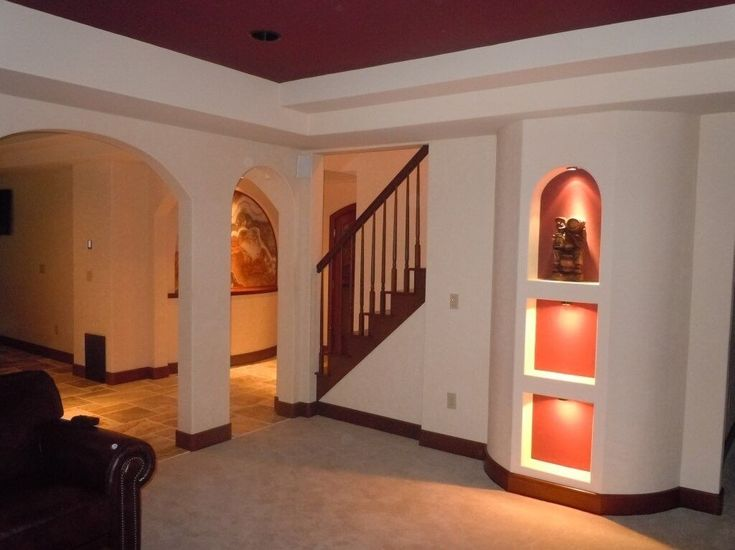 1000 ideas about small finished basements on pinterest for Design your own basement online free