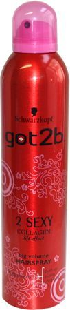 Schwarzkopf Got 2b Big Volume Hairspray 300ml Schwarzkopf Got 2b Big Volume Hairspray 300ml: Express Chemist offer fast delivery and friendly, reliable service. Buy Schwarzkopf Got 2b Big Volume Hairspray 300ml online from Express Chemist today!  http://www.MightGet.com/january-2017-11/schwarzkopf-got-2b-big-volume-hairspray-300ml.asp