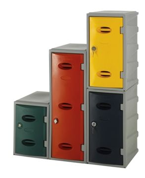 Lockers / eXtreme Plastic
