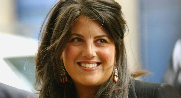 Monica Lewinsky just gave her first ever public speech to a room full of powerful people.