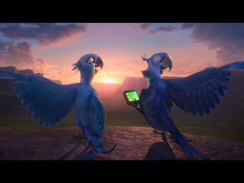 Rio 2. Only reason I'm pinning this is for the song at the end. hilarious.