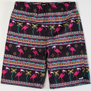 NEFF Miami Boys Hot Tub Shorts