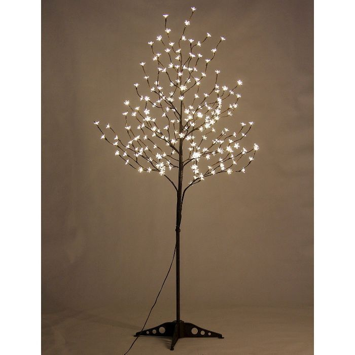 Outdoor Waterproof Artificial 1 5m Led Cherry Blossom Tree Lamp 480leds Christmas Tree Light For Home Festival Decoration Tree Light Christmas Tree Lightsled Cherry Blossom Aliexpress