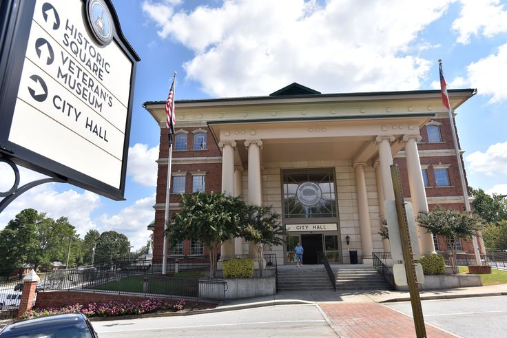 Lawrenceville is looking to fill eight city jobs, including in the gas department and police department.