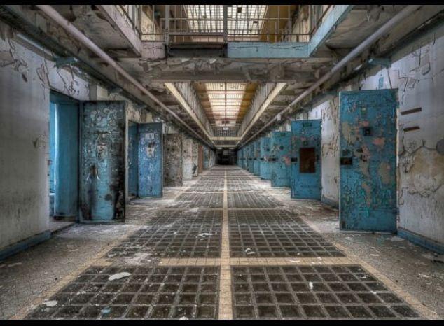 Abandoned prison #2