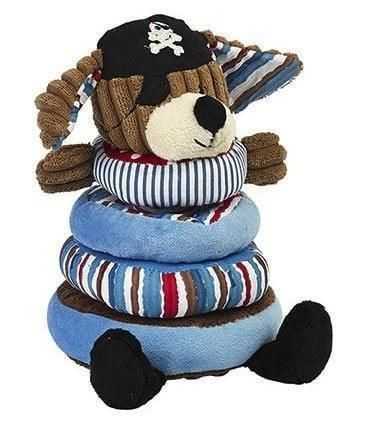 Maison Chic Patch the Pirate Dog Stacking Toy