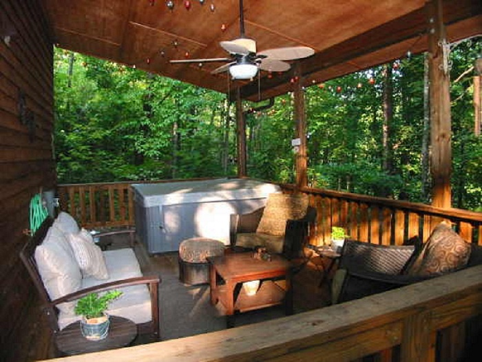Stay In One Of Our 40 Private Luxury Helen Cabins In North Georgia.