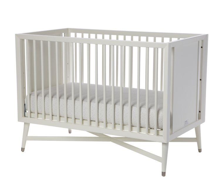 Mid-Century 3-in-1 Convertible Crib