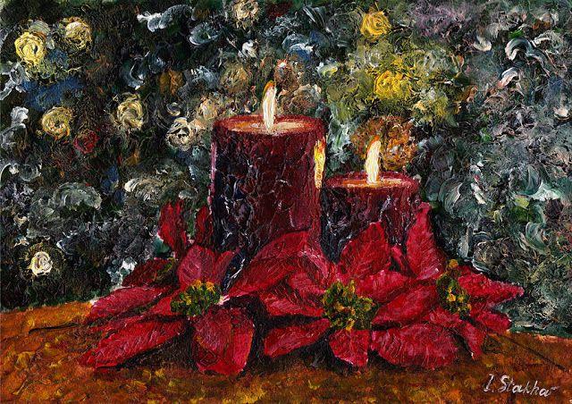Life is art : Τα Χριστούγεννα στους πίνακες ζωγραφικής