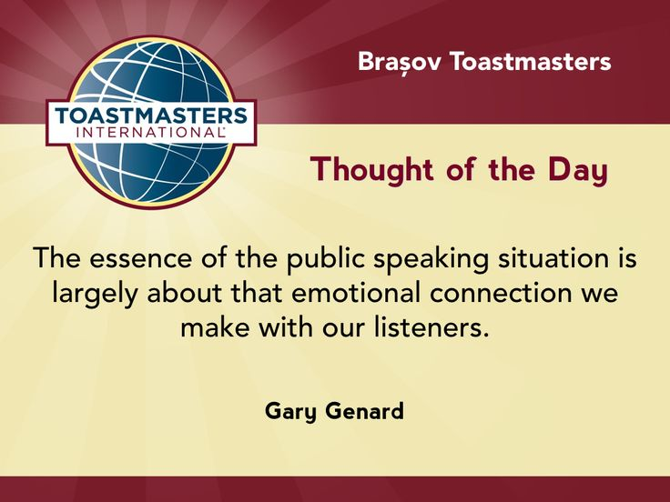A quote by Gary Genard on the essence of the public speaking situation.