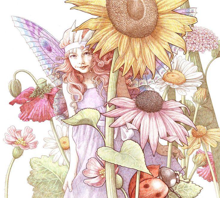 Anne Yvonne Gilbert: Fairy