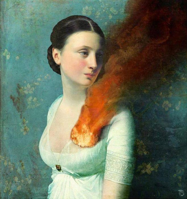 """""""Portrait of a Heart"""" by Christian Schloe"""