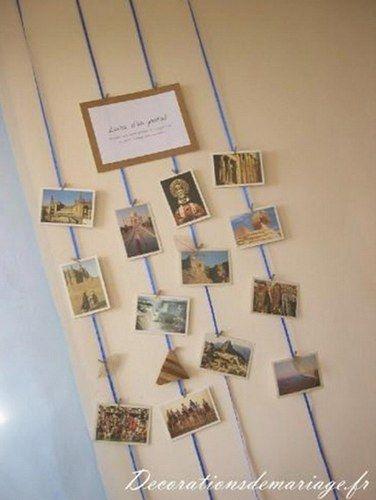 Mariage sur le théme : Voyages....et quelques destinations..................
