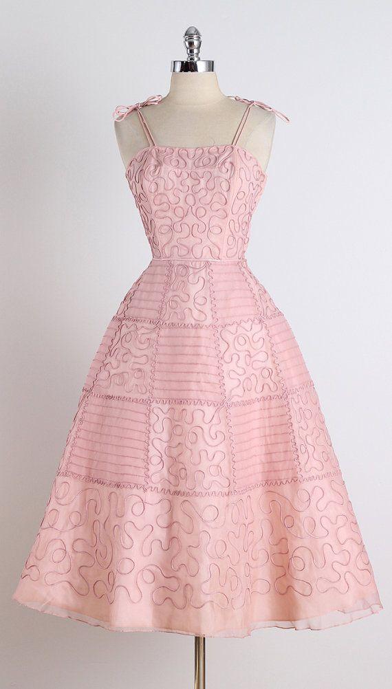 17  ideas about Vintage Party Dresses on Pinterest  Vintage ...