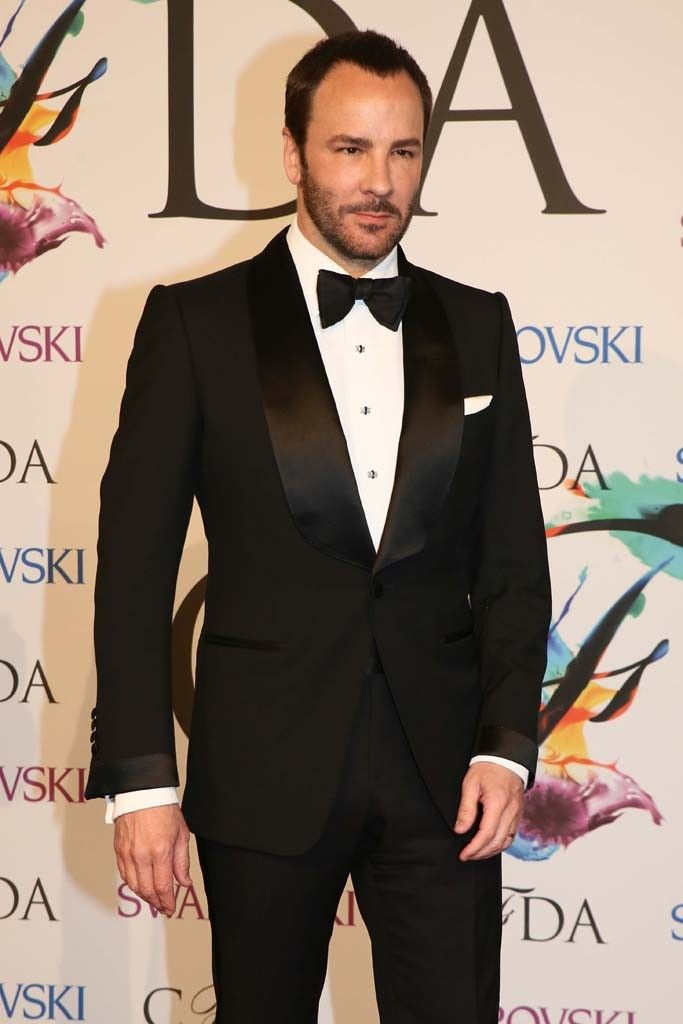2014 CFDA Fashion Awards: The Winners' Circle - Slideshow / TOM FORD