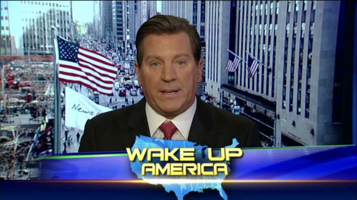 12/3/16 - Saturday on Cashin' In, Eric Bolling reacted to Hillary Clinton's 2016 campaign communications director Jen Palmieri accusing Donald Trump's campaign of providing a platform for white supremacists.