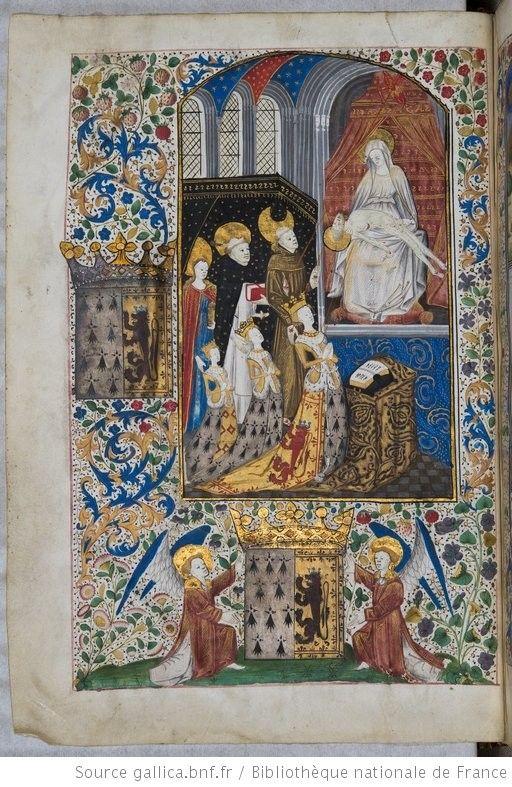 Frère Laurent d'Orléans , Le Livre des vices et des vertus ou Somme le Roi . | Gallica