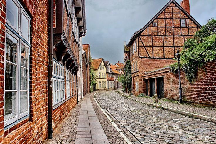 Altstadt von Lüneburg Altstadt, Computer bild, Bilder